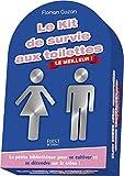 Le Kit de survie aux toilettes - Le meilleur !