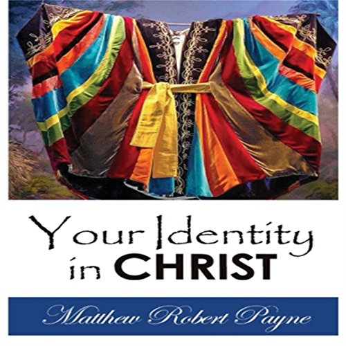 Your Identity in Christ audiobook cover art
