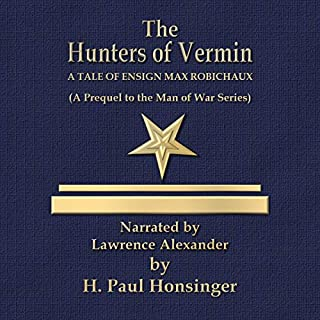 The Hunters of Vermin cover art