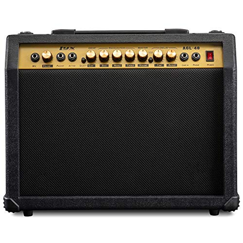 """LyxPro 40 Watt Electric Guitar Amplifier 