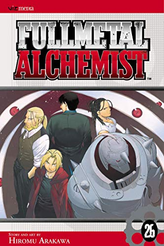 FULLMETAL ALCHEMIST GN VOL 26 (C: 1-0-1)