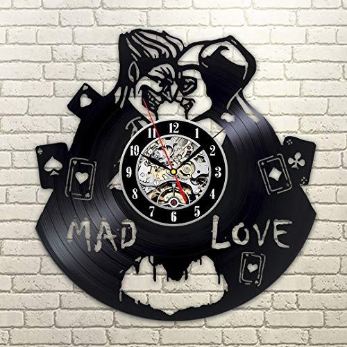51UssO1r7FL Harley Quinn Clocks