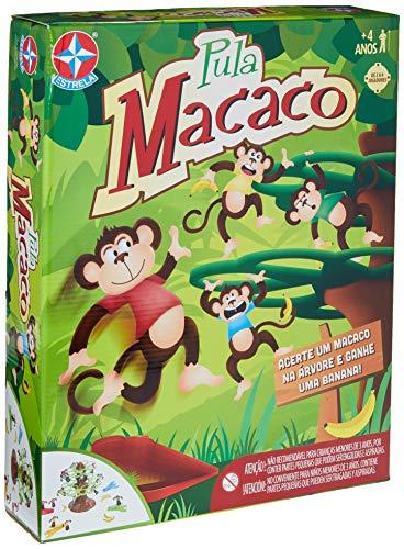 Jogo Pula Macaco Brinquedos Estrela