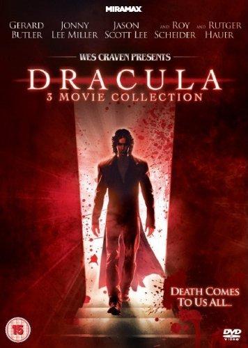 Wes Craven Dracula Triple [DVD] by Patrick Lussier
