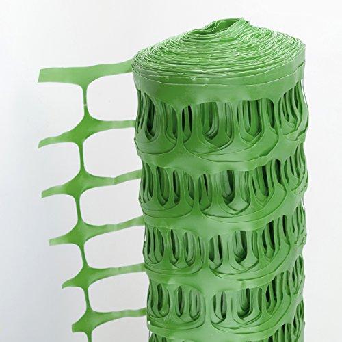 50 m Rolle, Kunststoff, Absperrzaun Sicherheit Garden Netting Fencing