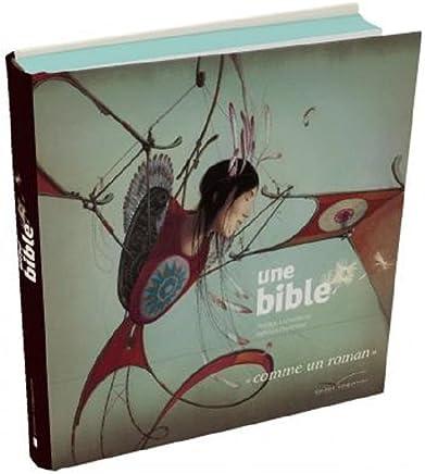 一本权威的书(法文版科幻小说) 法文原版 Une bible [平装] [Jan 01, 2014] Philippe Lechermeier