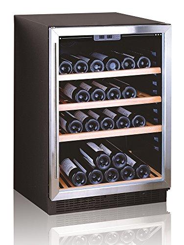 Ip Industrie - Cantinetta refrigerata porta in doppio vetro ad incasso per una capienza complessiva di 45 bottiglie