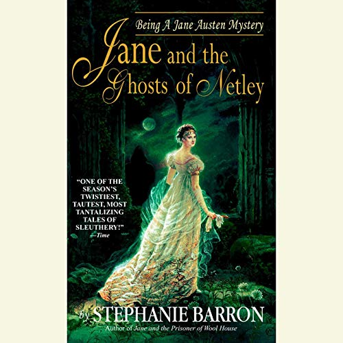 Jane and the Ghosts of Netley  By  cover art