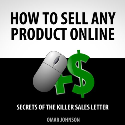 How to Sell Any Product Online audiobook cover art