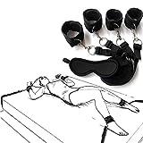 QASIMOF y BóndẶgě Fór Plüsh Cuero Yoga Ropa de WómẶn BóndẶgěd Kit Juguetes Ŝëẍ Nylón Mujeres, SlẶvě...