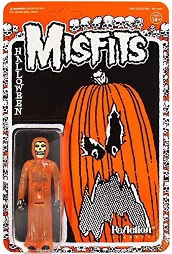 Misfit Reaction - El Demonio Halloween, MISFW01-MIS-02OR
