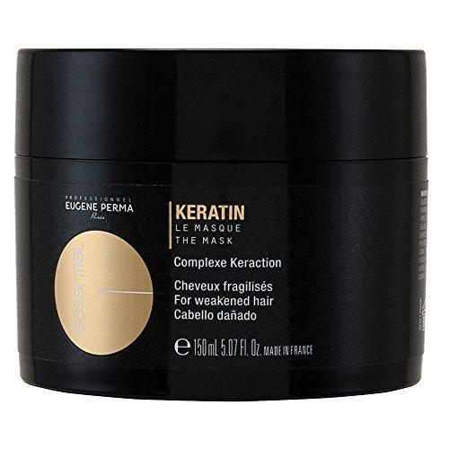 Essentiel Keratin Masque Réparation ultime pour cheveux fragilisés 150 ml