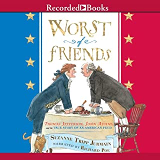 Worst of Friends cover art