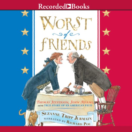 Worst of Friends audiobook cover art