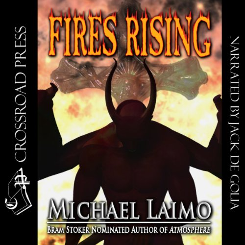 Fires Rising audiobook cover art