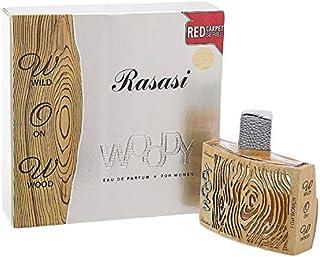 Woody by Rasasi for Women Eau de Parfum 55ml