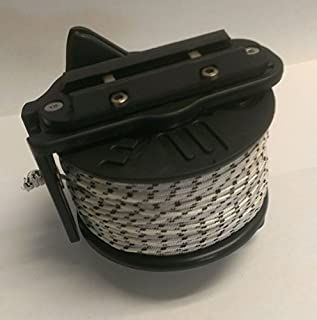 Omer Match 50 Reel with Dyneema Line