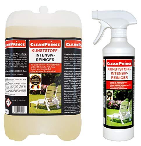 CleanPrince 2,5 Liter Kunststoffintensivreiniger Intensiv Kunststoff-Reiniger Bild