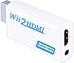 Mondpalast @ Convertidor Wii a HDMI Wii2HDMI Adaptador 1080P