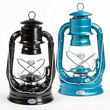 Dietz Air Pilot Oil Lantern Blue