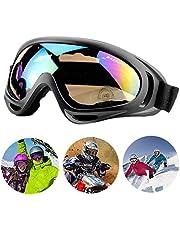 Buitensportbrillen Anti-wind Waterdichte Veiligheidsbril Buitenshuis Motorfietsen MTB Fiets Anti-zand Brillen Snowboarden Skibril Sneeuwasker Bril Voor