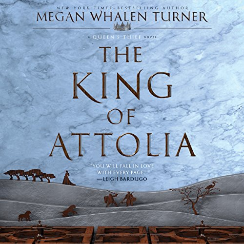The King of Attolia cover art