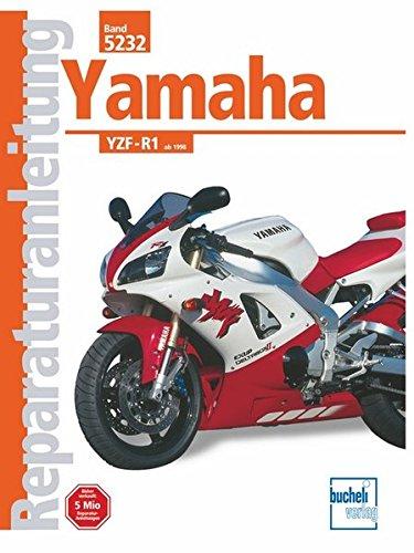 Yamaha YZF-R1: ab 1998 (Reparaturanleitungen)