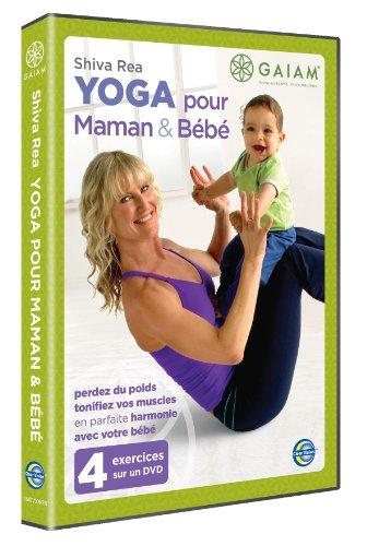 Gaiam : yoga pour maman et bébé avec shiva rea [Francia] [DVD]