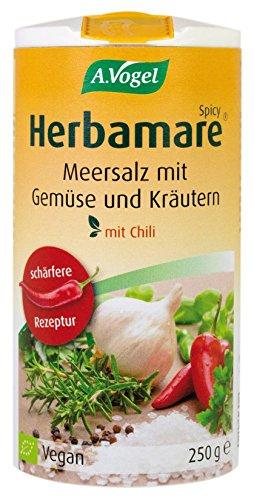 A.Vogel Bio Herbamare Spicy Kräutersalz (1 x 250 gr)