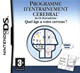 Brain Training - Programme d'Entraînement Cérébral du Professeur Kawashima - Quel âge a votre cerveau ?