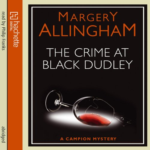 The Crime at Black Dudley Titelbild