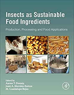 Insects as Sustainable Food Ingredients: Production, Processing and Food Applications