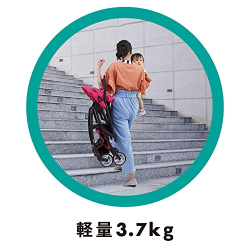 ピジョンビングルBingleBA9フレッシュネイビー7か月~(1年保証)