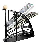 ARTHARVAA Retail Remote Control Mobile Phone Cordless Organizer Stand Shelf Rack Metal Holder