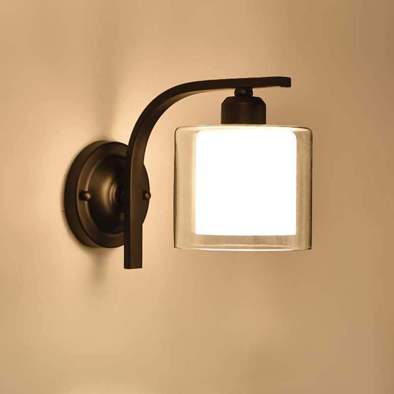 DSHBB Vintage Wandleuchten, Wandlampen Retro Wandlampen Mit E27 Sockel Für Haus, Bar, Restaurants, Café, Clubdekoration (Lampen Nicht Im Lieferumfang Enthalten)