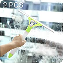 Household Articles 2 PCS Home Use Multi-Functional Sprayer Glass Cleaners(Magenta) Household Articles (Color : Yellow)