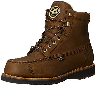 "Irish Setter Men's 807 Wingshooter 7"" Upland Hunting Boot,Dark Brown,10 D US"