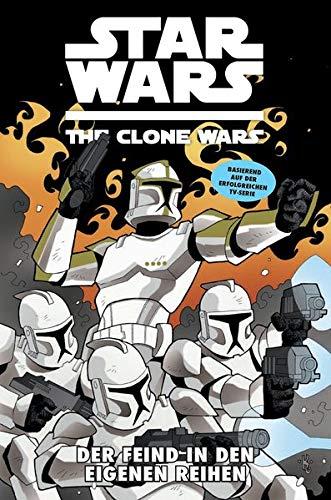 Star Wars - The Clone Wars, Band 12: Der Feind in den eigenen Reihen