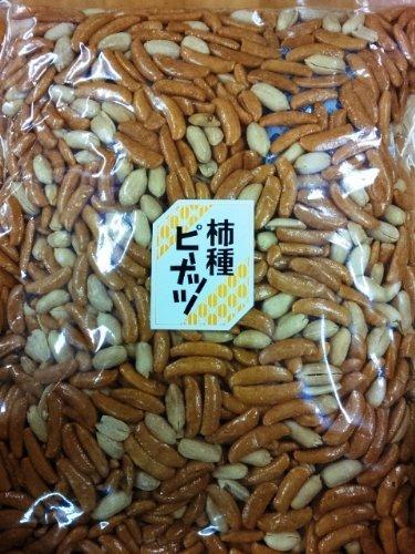 柿の種ピーナッツ 1kg /金鶴(3袋)