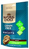 Grain Free Lamb Dog Biscuits by natural choice