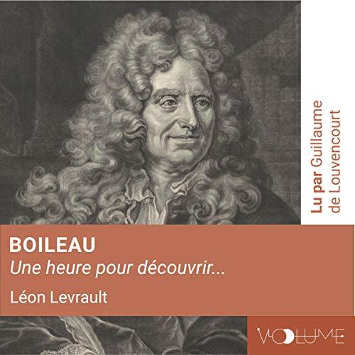 Boileau cover art