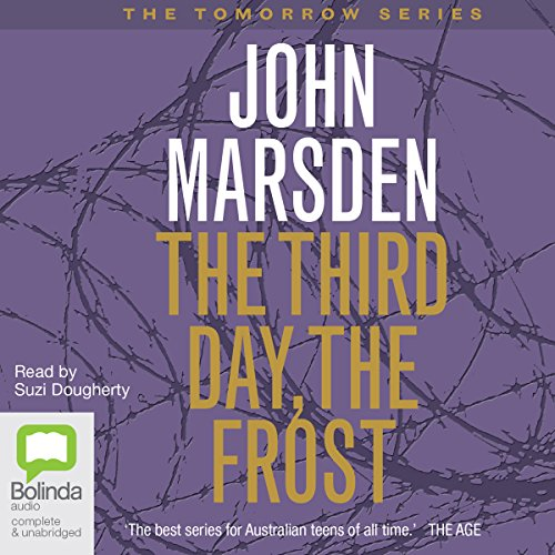 The Third Day, the Frost cover art