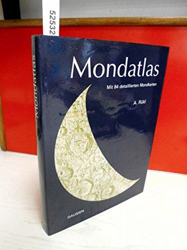 Mondatlas - Mit 84 detaillierten Mondkarten