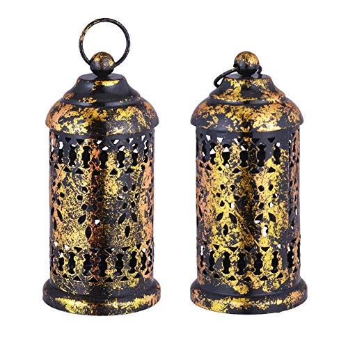 Farolillo Negro  marca Asiatic Craft