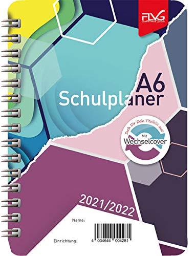 Agenda escolar 2021/2022 A6