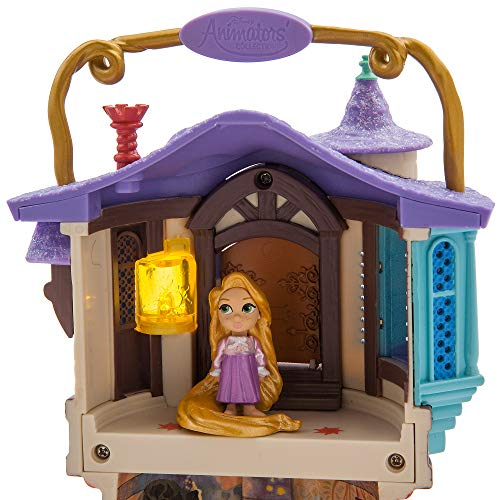 Disney Animators' Littles Rapunzel Surprise Feature Playset - Tangled
