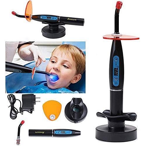 N \ A Drahtloses Kabelloses Big Power LED-Licht, Kabelloses Licht Der Aushärtemaschine, Einstellbare Aushärtungszeit Für Die Zahnspülung In Kliniken