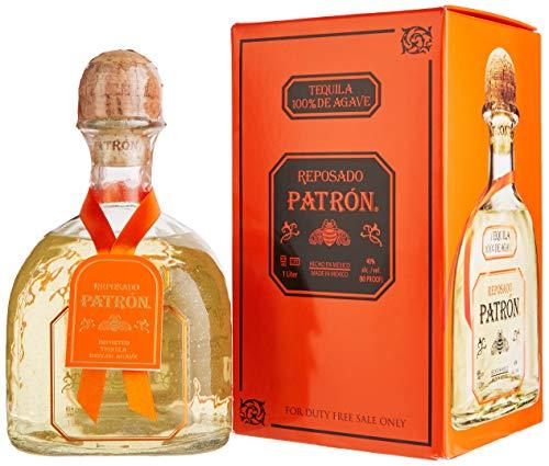 Patrón Tequila Reposado mit Geschenkverpackung (1 x 1 l)