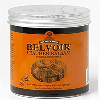 Carr and Day and Martin Belvoir Leather Balsam Intensive Conditioner - Orange, 500 ml by Carr & Day & Martin