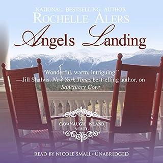 Angels Landing audiobook cover art